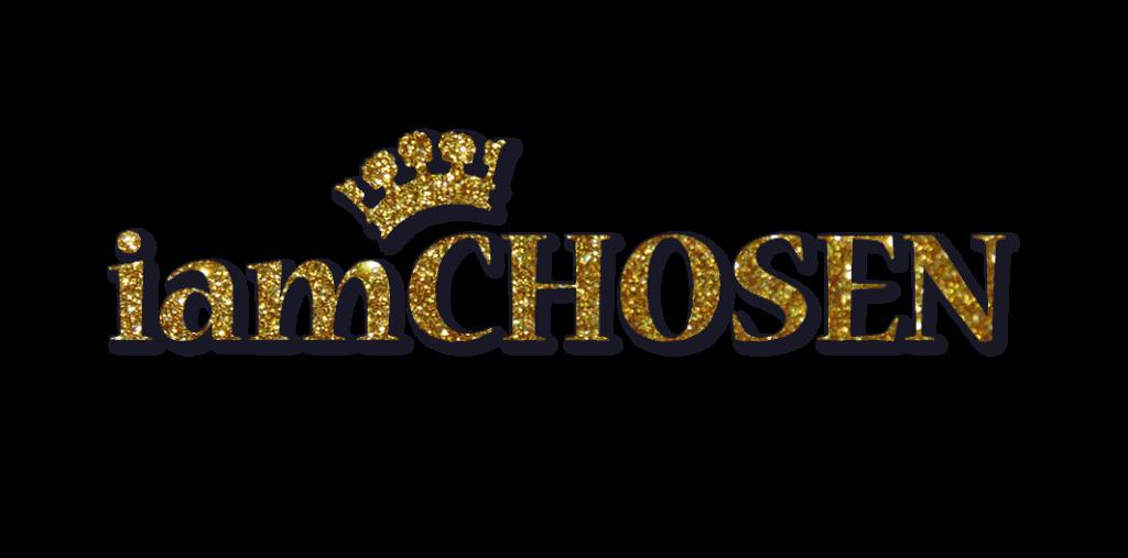 I am chosen logo